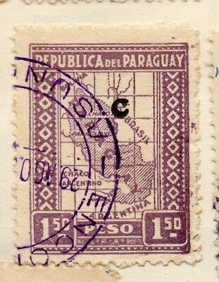 Paraguay 1935 Early Issue Fine Used 1.50P. 125082