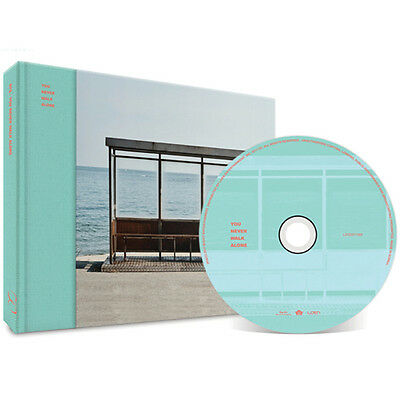 BTS-[Wings:You Never Walk Alone] Left Ver CD+BTS Poster+PhotoBook+Card+Gift