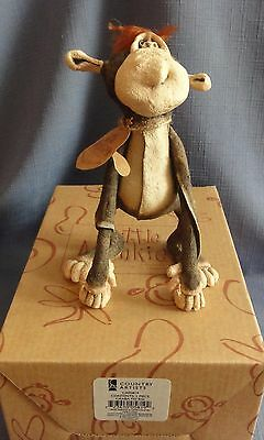 A BREED APART Little Munkies ERIC THE MONKEY #CAO5819 Country Artists Enesco