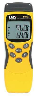 Digital Thermometer, Uei Test Instruments, DTK2