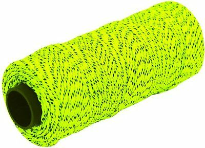 Marshalltown ML613 Mason's Line 500-Foot Neon Green Bonded & Braided Nylon