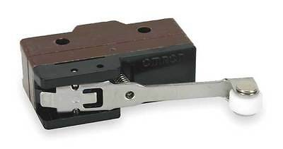 OMRON X-10GW2-B Snap Switch,10A,SPDT,Hinge Roller Lever