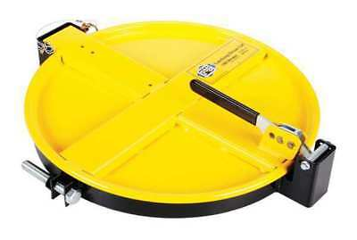 NEW PIG DRM659-YW Latching Drum Lid, Yellow
