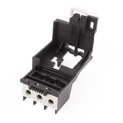 NR2-36 3 Pole Motor Protector Electric Thermal Overload Relay Mounting Base