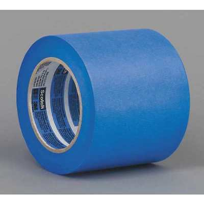 3M PREFERRED CONVERTER 2090 Painters Masking Tape, Blue, 6 In x 60 Yd