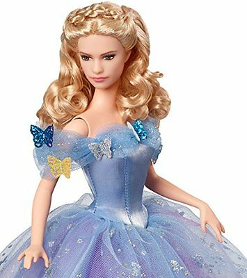 NEW Disney Royal Ball Cinderella Doll in Beautiful Blue Princess Dress For Girls
