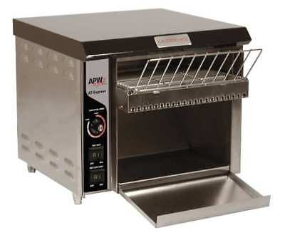18 Radiant Conveyor Toaster, Apw Wyott, AT Express 120V