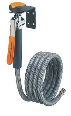 GUARDIAN G5025 Single Head Drench Hose, Wall Mount, 8 ft.