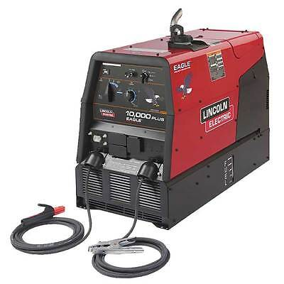 LINCOLN ELECTRIC K2343-3 Engine Driven Welder, Eagle 10, 000 Plus