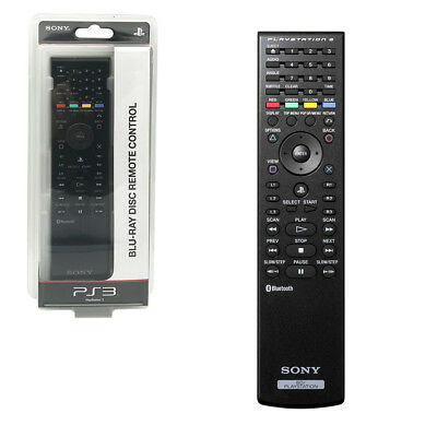 Blu-Ray DVD Remote for PS3 NEW