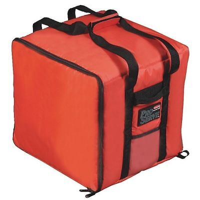 Rubbermaid Fg9f3900red Insulated Bag, 19 3/4X 19 3/4