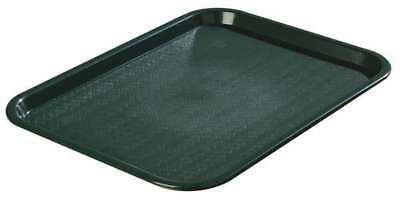CARLISLE CT101408 Cafe Tray,10 x 14,Forest Green,PK 24