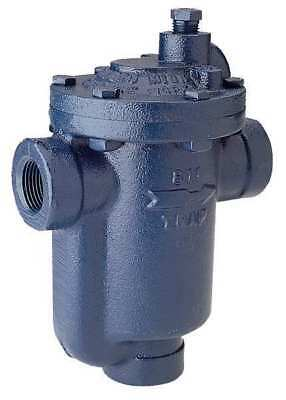 ARMSTRONG INTERNATIONAL 811 Steam Trap, 30 psi, 400F, 5 In. L G4670111