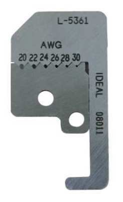 IDEAL L-5361 Replacement Blade Set, For 10F552