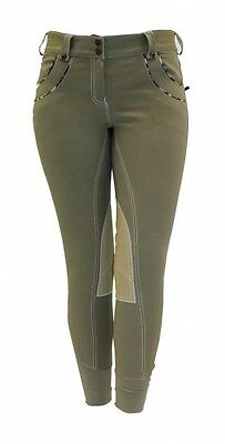 *SALE* Horseware Nina Ladies Breeches - Tan Print - RRP £73.95