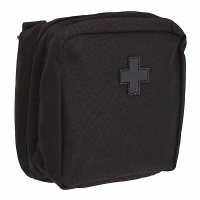 5.11 TACTICAL 58715 Med Pouch,Black,Nylon,6 x 6 In