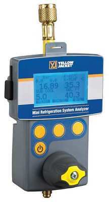 YELLOW JACKET 40852 Refrigeration System Analyzer, 2-Valve