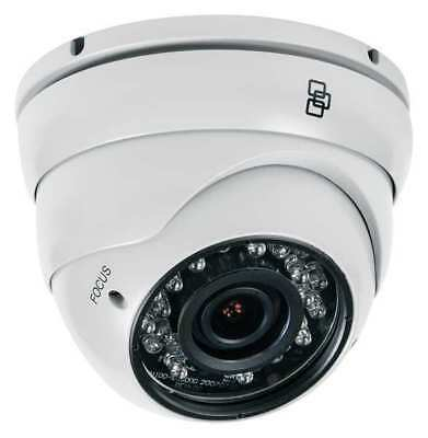 TRUVISION TVT-4101 IR Analog Camera, Fixed Iris Lens, Outdoor