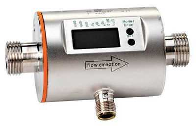 IFM SM8001 Flow Meter, Magnetic, 26.4 GPM