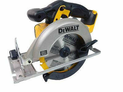 NEW Dewalt DCS393B 20-Volt Max 6-1/2 in. Cordless Circular Saw With a Free Blade
