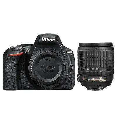 Nikon D5600 Digital SLR Camera + AF-S DX NIKKOR 18-105mm f/3.5-5.6G ED VR Lens