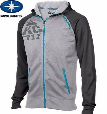 Polaris Hoodie Sizes (S-3X Available) Snowmobile Axys Rmk Atv Utv Sweatshirt