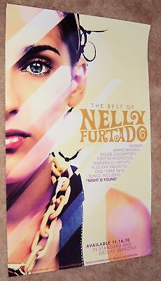 THE BEST OF NELLY FURTADO poster - promotional poster