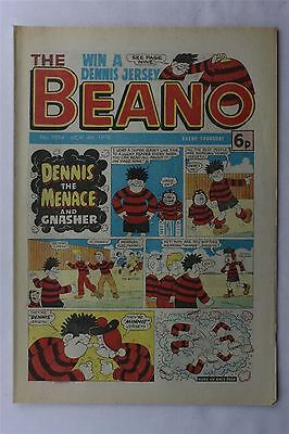 The Beano #1894 Nov 4th 1978 FN Vintage Comic Bronze Age Dennis The Menace