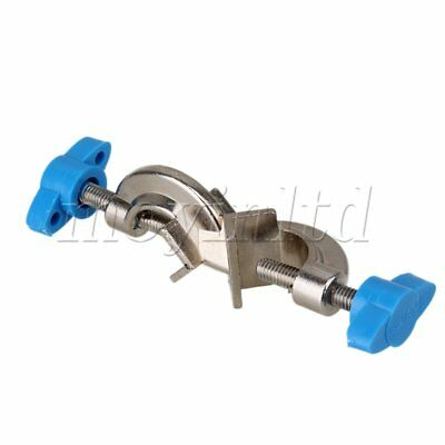 Lab Stands Boss Head Clamps Holder Laboratory Metal Grip Supports 10cm Length