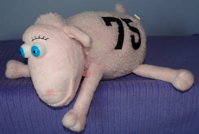 Curto Toy Serta Sheep 75Th Anniversary Collectible ~ S