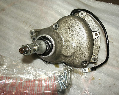 Vespa Gtv 250 Gts 250 Rear Wheel Axle Hub Differential Drive Shaft Gear