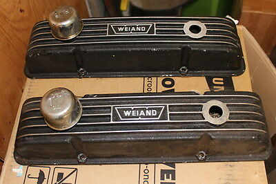 Weiand Valve Covers