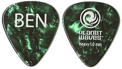 Ben Harper Ben Harper authentic 2011 tour Guitar Pick