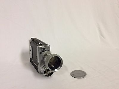 Vintage Bell & Howell 16mm Movie Camera Great Condition