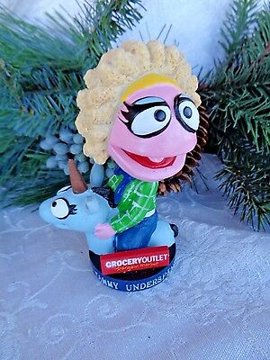 Tammy Underspend Bobblehead Rare 2012 Limited Edition Grocery Outlet