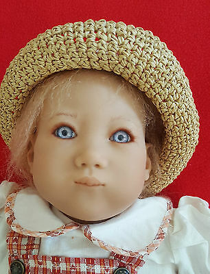 Baby Ivy by Annette Himstedt 2000...22 inch doll  Rare !!