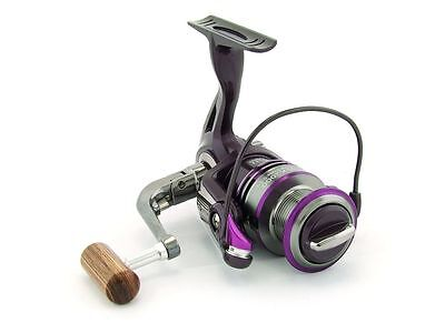 SARATOGA SSX 1000 5BB Bream Spinning Fishing Reel Trout Whiting Soft Plastics
