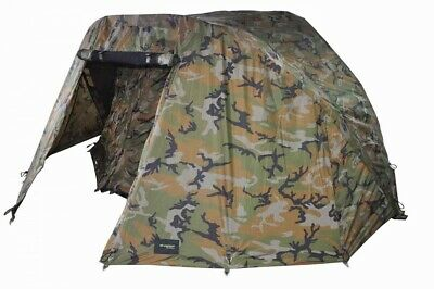 MK Angelsport Winterskin für Fort Knox Ghost Pro Dome 2 Mann Angelzelt Bivvy