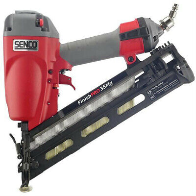 "SENCO FinishPro35 15-Gauge 2-1/2"" Angled Finish Nailer 6G0001N NEW"