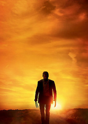 Logan (2017) V3 - A1/A2 POSTER **BUY ANY 2 AND GET 1 FREE OFFER**
