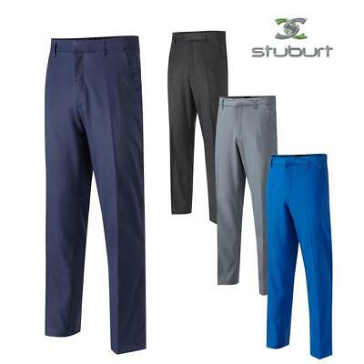 Stuburt Sport Tech Lightweight Stretch Trousers, Breathable Golf Trousers Pants