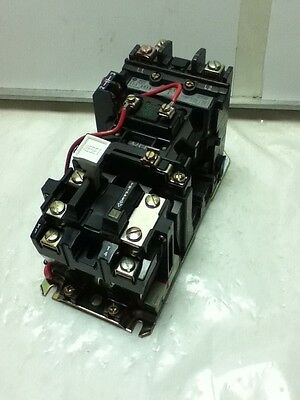509-A0Xab Full Voltage Starter