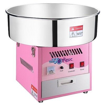Cotton Candy Machine & Electric Candy Floss Maker Commercial Antique Quality NEW