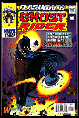 Ghost Rider  #-1 Cover A (1990 Series), 1st Print, Minus Flashback , Marvel , NM
