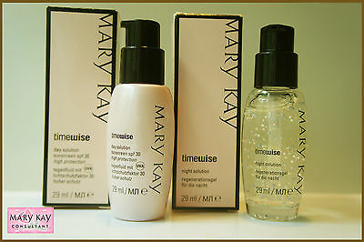 Mary Kay TimeWise Day Solution SPF 30 29ml  & TimeWise Night Solution