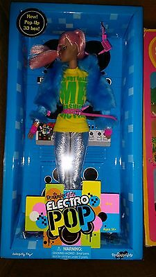 Integrity Toys the Dynamite Girls Electro Pop Aria NEW RARE NRFB