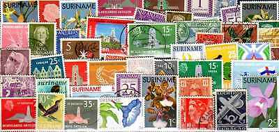 Pays-bas colonies - Netherlands colonies 25 timbres différents