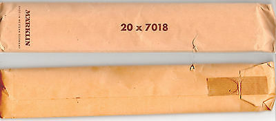 Unopened Package of 20 HO Scale Marklin #7018 Catenary Wires