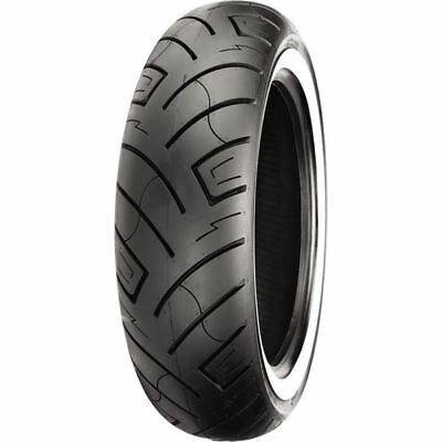 180/70-15 Shinko 777 Heavy Duty White Wall Rear Tire