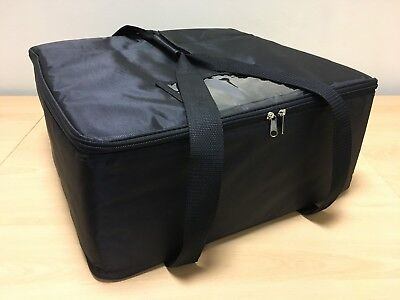 Hot Food Insulated Thermal Delivery Bags Deliver Heated Warm Food Takeaway T5
